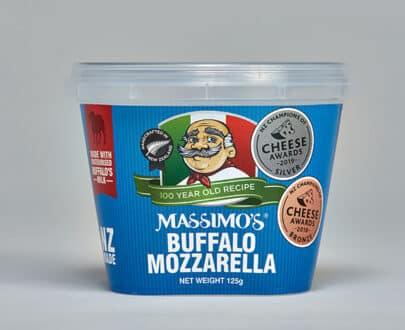 Bufalo Mozzarella - Massimo's Italian cheeses made in NZ