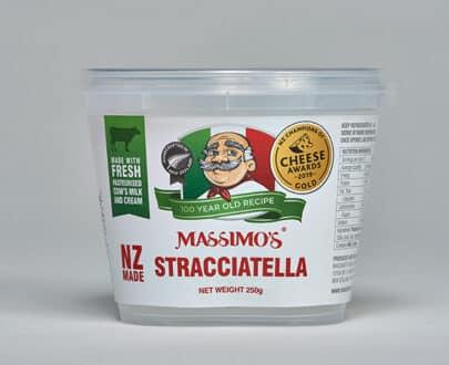 Stracciatella - Massimo's Italian cheeses made in NZ